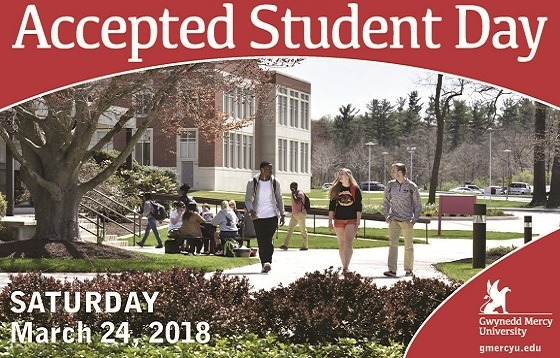 GMercyU Accepted Student Day